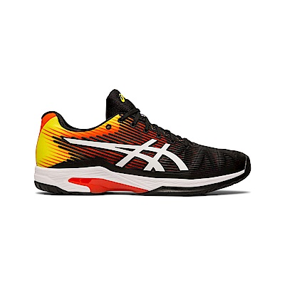 ASICS Solution Speed ff 網球鞋 男(紅)