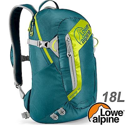 Lowe Alpine Strike 18L運動休閒健行背包_S雲杉綠 登山旅行背包