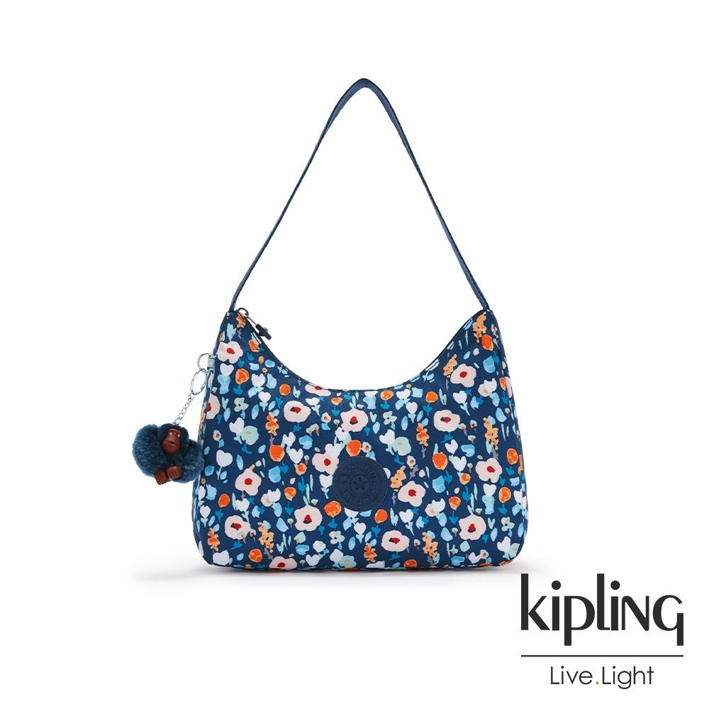 Kipling 牧場彩繪風格造型大開口拉鍊手提肩背包-ESTEBAN