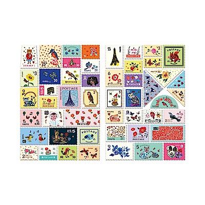 7321郵票貼紙組V4-娜麗塔B01