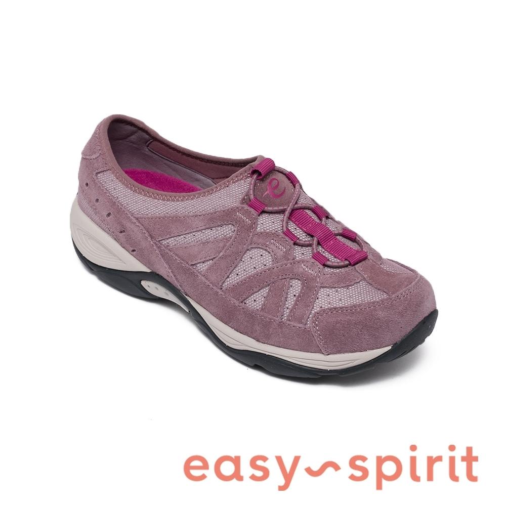 Easy Spirit-seEXPLORIE 運動百搭輕量休閒鞋-絨桃