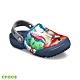 Crocs 卡駱馳 (童鞋) 趣味學院漫威英雄小克駱格 205505-410 product thumbnail 1