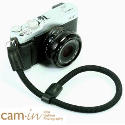 Cam in 尼龍圓孔型相機手腕帶 (共3色) 台灣公司貨