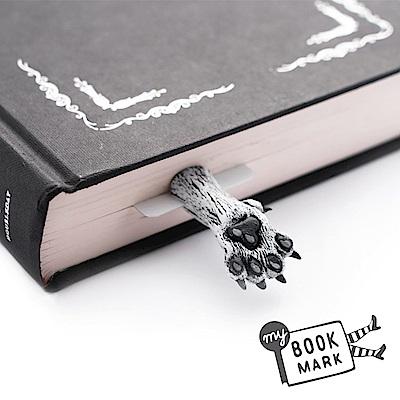 烏克蘭myBookmark-神秘的北美惧狼書籤
