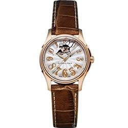 Hamilton 漢米爾頓 爵士精靈機械女錶(H32345983)