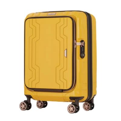 日本 LEGEND WALKER 5205-48-19吋 明星商品藍鯨箱 土耳其黃