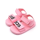 ADIDAS BEACH SANDAL  嬰幼涼鞋 粉紅色
