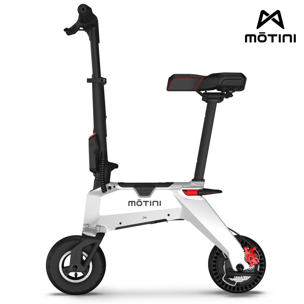 【MOTINI】EM-8 迷尼 鎂合金 36V鋰電 2.5AH LED燈 摺疊電動車