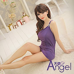 Angel天使 情趣內衣露肩薄紗睡衣 BP050