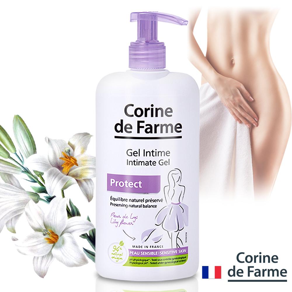 法國黎之芙私密處呵護潔淨凝膠250ml(紫)