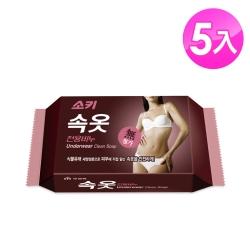 【韓國 MKH無窮花】女性貼身衣物洗衣皂 5入