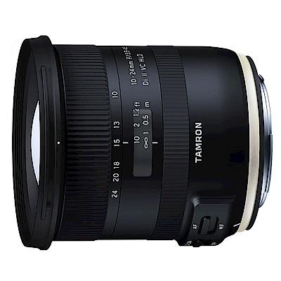 TAMRON 10-24mm F/3.5-4.5 DiII VC HLD B023 (公司貨)