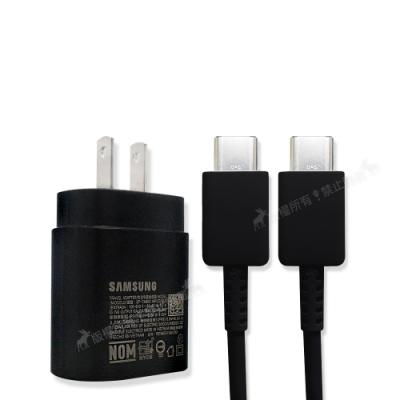 三星原廠 Note10/Note10+ Type-C 25W閃電快充 傳輸充電組