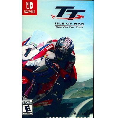 曼島摩托車賽 邊緣競速 TT Isle of man - NS Switch 中英文美版