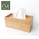 【Rui】台灣竹手工巧抽面紙盒(長型)