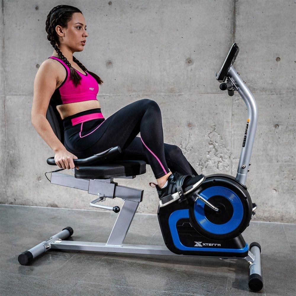 XTERRA SB120 斜躺健身車(含到府安裝服務)
