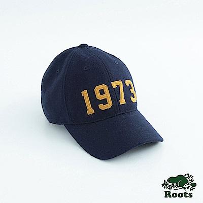 Roots配件- 1973棒球帽-藍
