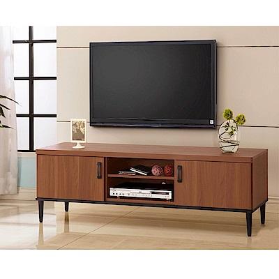 D&T德泰傢俱 愛維斯北歐生活5尺電視櫃-151.5x45x52.5cm