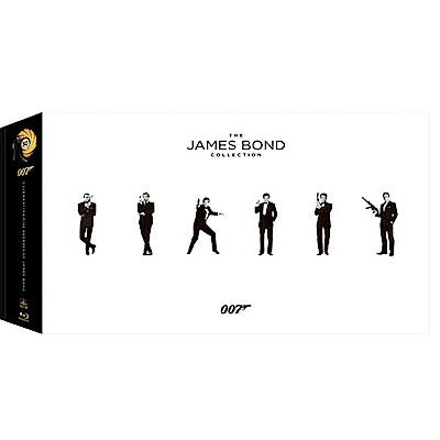 007龐德全系列套裝含007惡魔四伏藍光BD