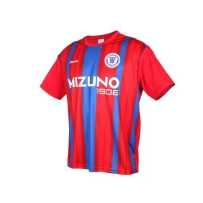 MIZUNO 男 1906系列短袖T恤 紅藍白
