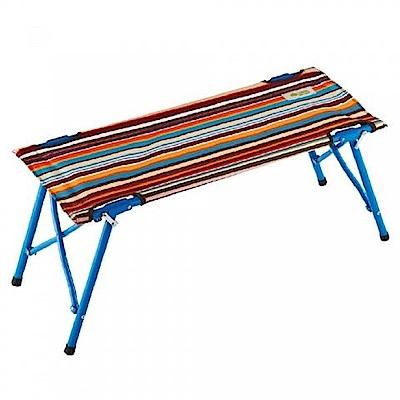 LOGOS #73176003 條紋雙人長凳