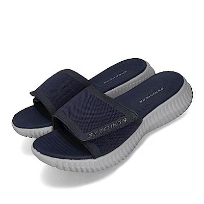 Skechers 拖鞋 Elite Flex 輕量 涼爽 男鞋