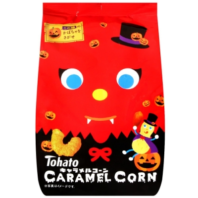 Tohato東鳩 焦糖玉米脆果[期間限定](80g)