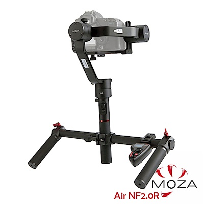 MOZA 魔爪 Air NF2.0R單眼智能穩定器 (附雙持握把/遙控器)