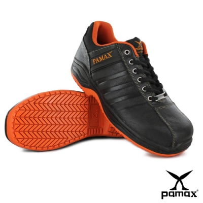 PAMAX 帕瑪斯【頂級專利氣墊/止滑安全鞋】 ★PA09025H(男)
