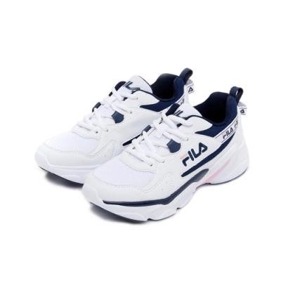 FILA HIDDEN TAPE 女性運動鞋-丈青 5-J329U-135