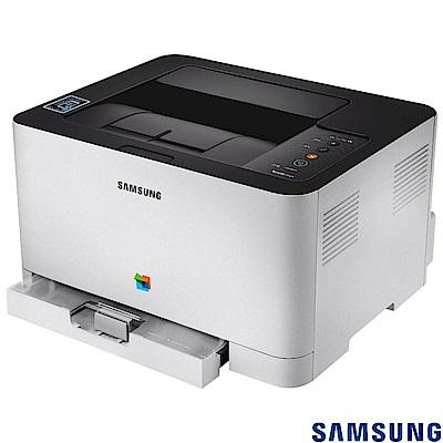 SAMAUNG SL-C430W 彩色雷射印表機