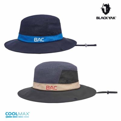 【BLACK YAK】BAC高透氣圓盤帽[灰色/海軍藍]