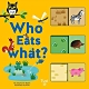 Who Eats What? 動物們吃什麼?配對遊戲書 product thumbnail 1