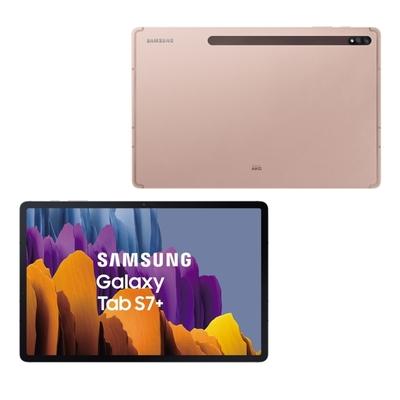 【福利品】Samsung Galaxy Tab S7+ 5G T976-星霧金