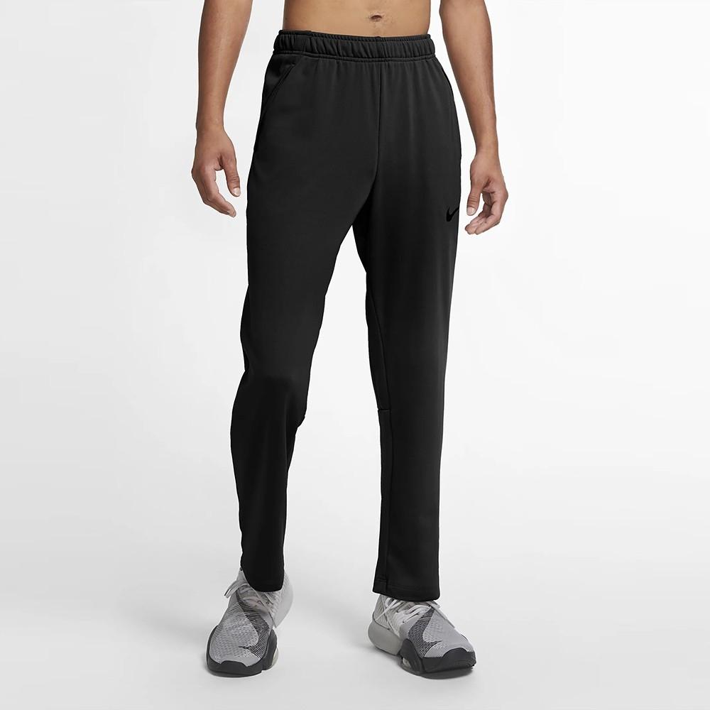 NIKE 運動長褲 休閒 訓練 刷毛 保暖 慢跑 男款 黑 CU4950010 Dri-FIT