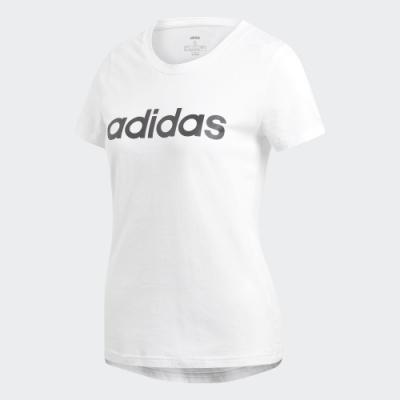 adidas ESSENTIALS 短袖上衣 女 DU0629
