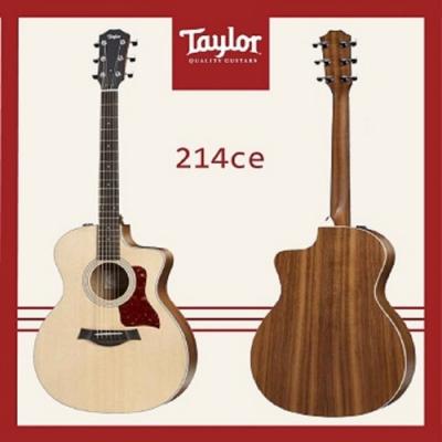 Taylor 214CE  電木吉他 / 民謠吉他 / 公司貨