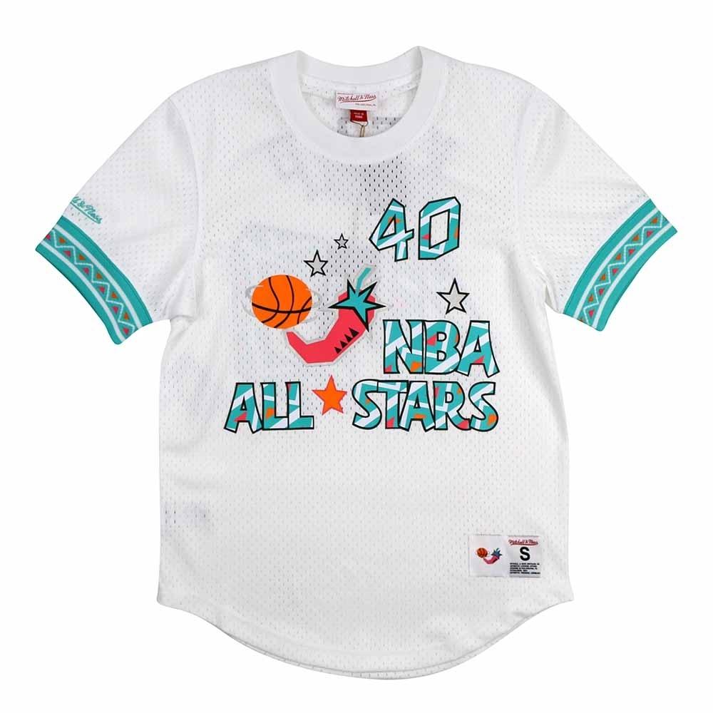 M&N NBA球員號碼T恤 All-Star Game 1996 #40