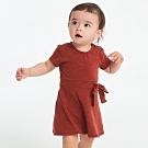 【mamaway 媽媽餵】BABY 綁帶包屁洋裝(共2色)