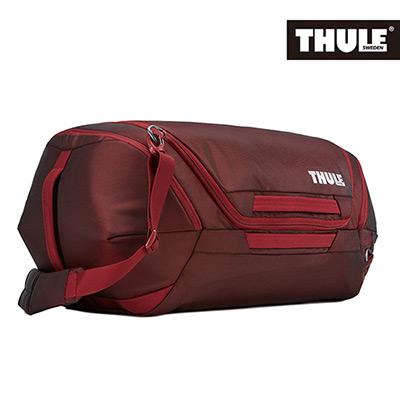 THULE-Subterra Duffel 60L大容量肩背旅行袋TSWD-360-磚紅