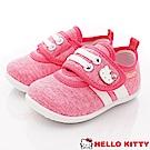HelloKitty童鞋 凱蒂輕量學步鞋款 SE19802桃(寶寶段)