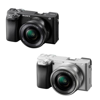 SONY 數位單眼相機 ILCE-6400L (公司貨)