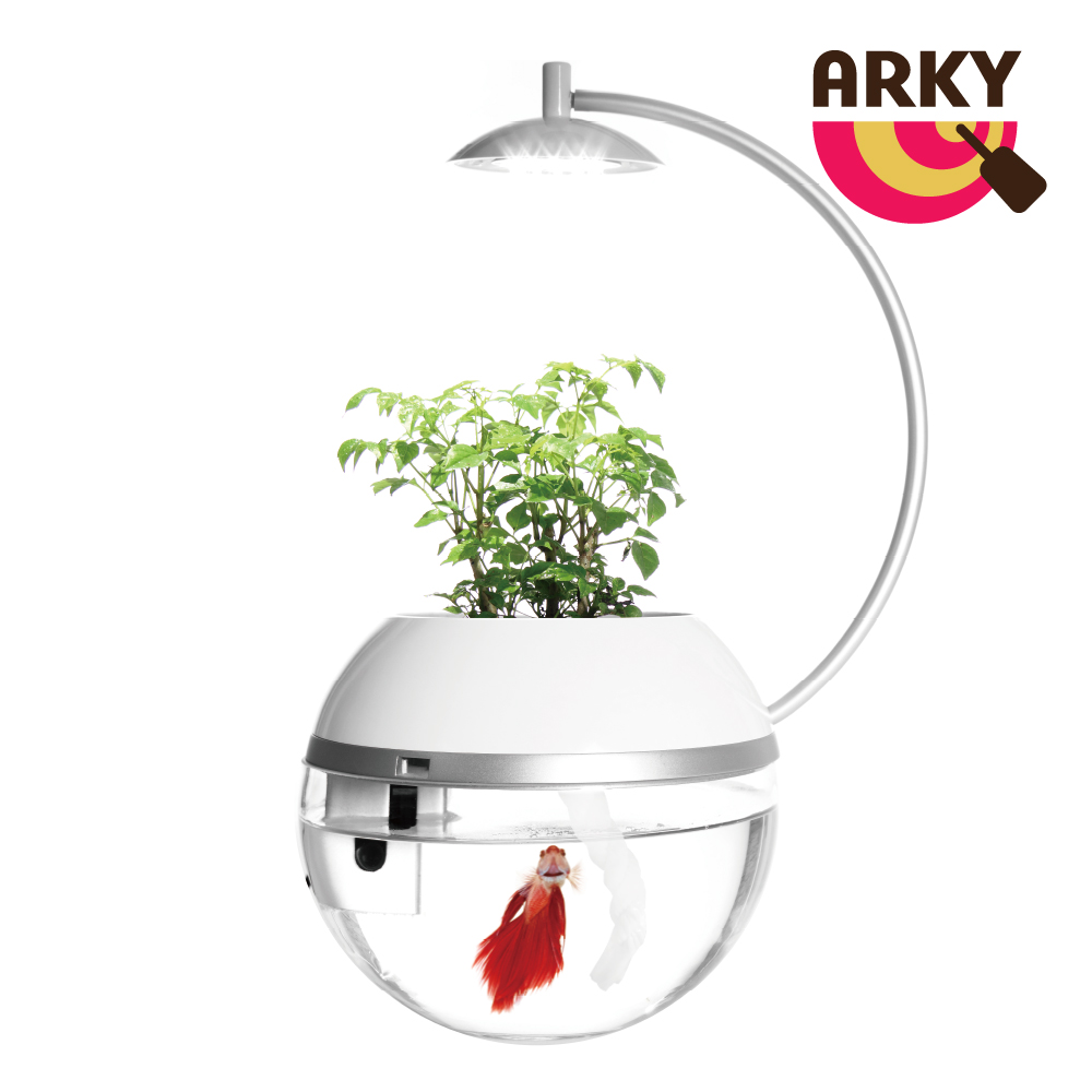 ARKY 香草與魚 [鬥] Herb&Fish Fight