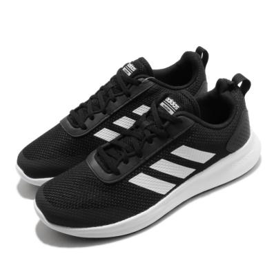 adidas 慢跑鞋 Argecy 運動休閒 男鞋 海外限定 愛迪達 透氣 舒適 球鞋穿搭 黑 白 FU7261