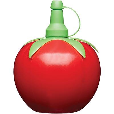 KitchenCraft 番茄造型擠壓調味罐(400ml)