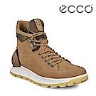 ECCO EXOSTRIKE 突破極限高筒運動戶外靴 男-棕