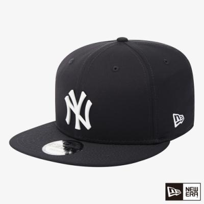 NEW ERA 9FIFTY 950 金屬LOGO 洋基 黑/白 棒球帽