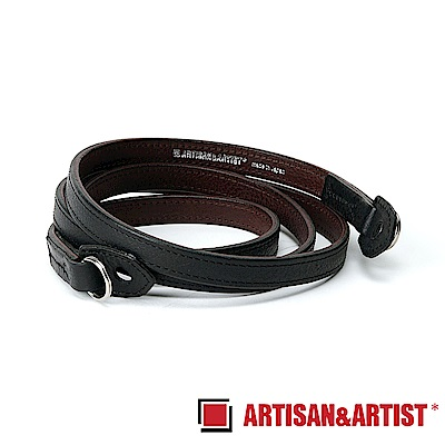 ARTISAN & ARTIST 義大利牛革相機背帶 ACAM-280L (加長版/黑)