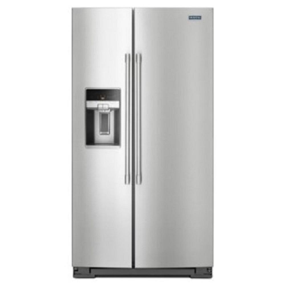 MAYTAG美泰克 755L 定頻對開2門電冰箱 MSS26C6MFZ