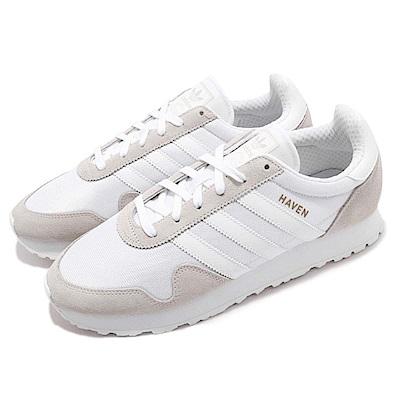 adidas 休閒鞋 Haven 低筒 運動 男鞋